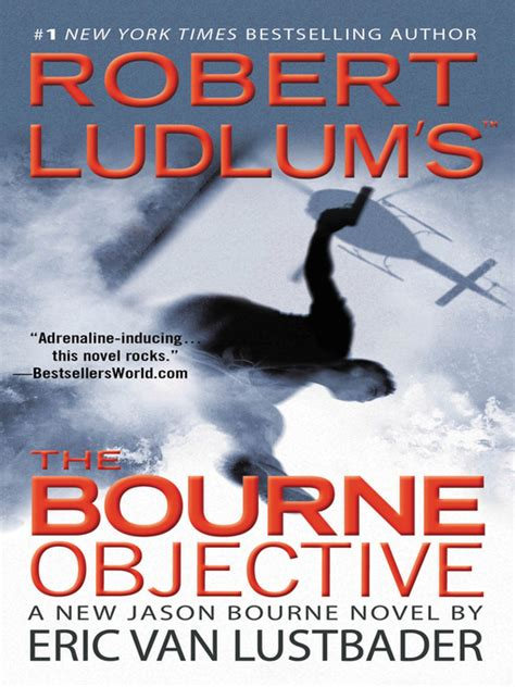 Novel The Bourne Objective the bourne objective navy general library program downloadable books