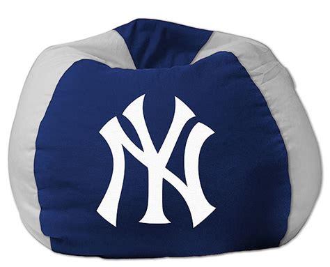 yankees bean bag new york yankees bean bag chair