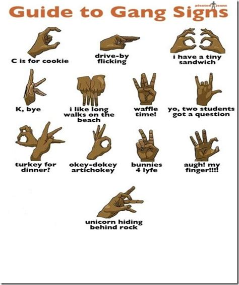 gang hand signals pictures to pin on pinterest pinsdaddy