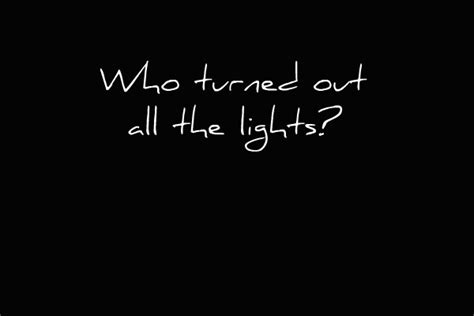Who Turned Out The Lights by Widespread Power Outage Around Leland Delta Daily News