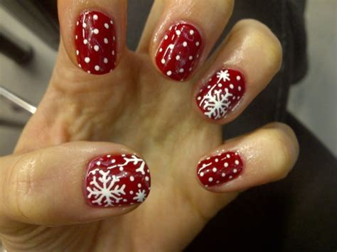 Weihnachts Nägel 2017 by Wah Nails Snowflakes By Wah