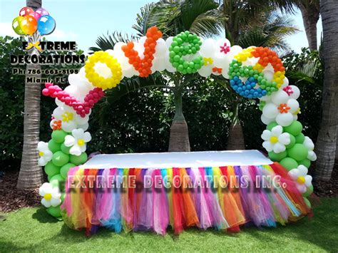 hippie theme decorations decorations did this beautiful and colorful peace