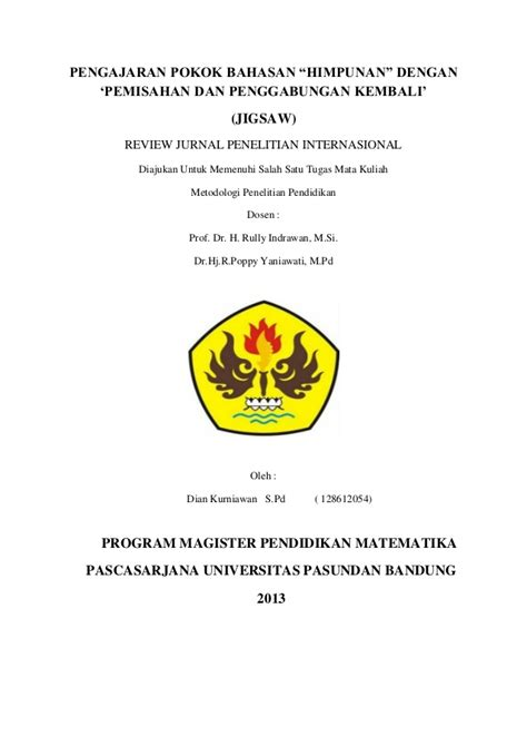 membuat analisis jurnal review jurnal internasional