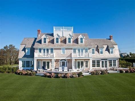 nantucket homes for 4 5m a classic shingle style estate on cape cod