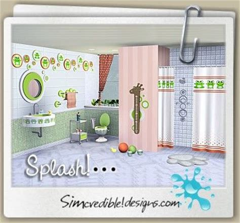 bathroom design games simcredible designs 3 top quality content for sims