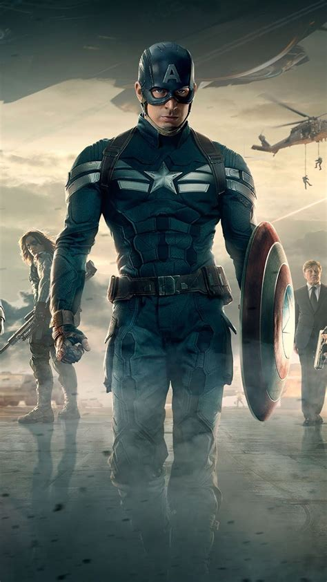 captain america wallpaper cell phone captain america 2 the winter soldier htc one wallpaper