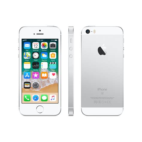 Iphone Se 128gb 1 iphone se 128gb silver