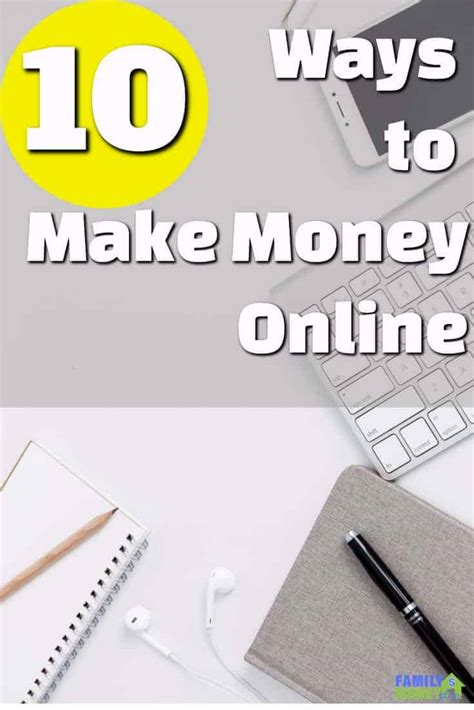 Make Some Extra Money Online - top 10 ways to earn extra money online in 2018