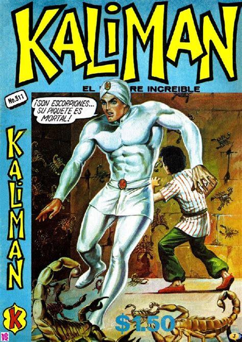 libro pop culture latin america kalim 225 n esta serie fue creada originalmente para la radio en m 233 xico por rafael cutberto navarro