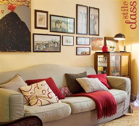 colori pareti soggiorno classico il giallo per il soggiorno classico donna moderna