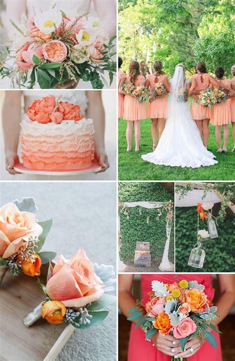 pick wedding colors 4 color palettes for spring
