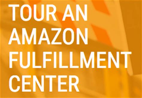 Amazon Gift Card Fulfilled By Amazon - tour an amazon fulfillment center