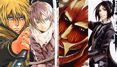 popular mangas the best ongoing series of 2015 the b n sci fi and