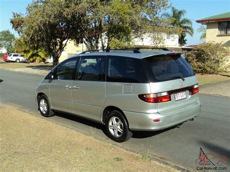 toyota 7 seater mover