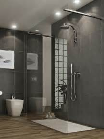 Modern Bath Shower Bathrooms A L Abode
