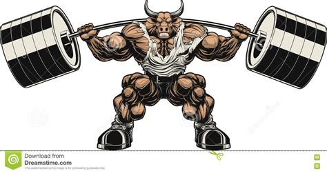 Free House Design Program strong bull stock vector image 73485268
