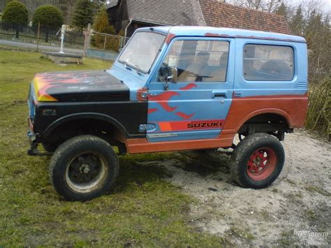 Suzuki Sj Samurai Suzuki Samurai Sj 410 Picture 4 Reviews News Specs