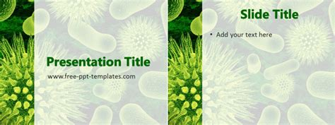 biology ppt template free powerpoint templates