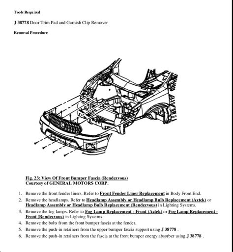 free service manuals online 2002 pontiac aztek on board diagnostic system 2002 pontiac aztek service repair manual