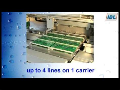 ibl rating ibl in line vapour phase reflow soldering
