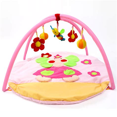 Floor Mat For Babies To Play On by Free Shipping Cotton Child Climbing Pad Baby Floor Blanket
