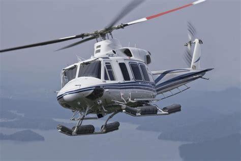 Bell Avanza avanza la compra de los helic 243 pteros bell 412ep para la faa