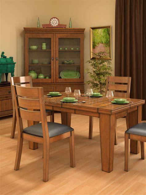 sala da pranzo rustica sala da pranzo rustica fotografie stock libere da diritti
