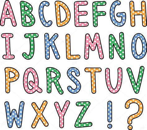 letras mayusculas capital 8421654187 letra alfabeto en letras may 250 sculas con lunares vector de stock 169 prawny 64294271