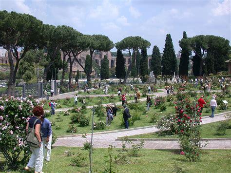 rosse roma rome garden