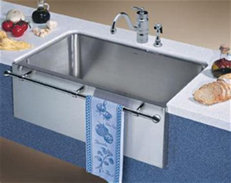 blanco kitchen sink accessories blanco 440294 farmhouse style single bowl undermount