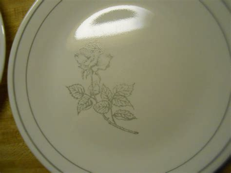 corelle rose pattern corelle silver rose pattern discontinued and 50 similar items