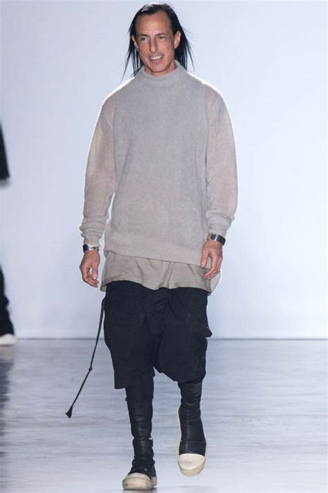rick owens rick owens male models went commando down the runway hollywood reporter