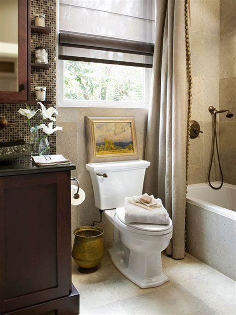 Ideas Small Bathrooms by 17 Small Bathroom Ideas With Photos Mostbeautifulthings