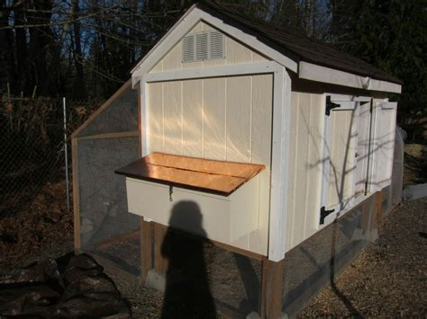 Tuff Shed Chicken Coop by Vill A Backyard Chickens Community