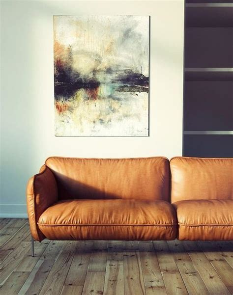 faded leather sofa 22 statement sofas emily henderson