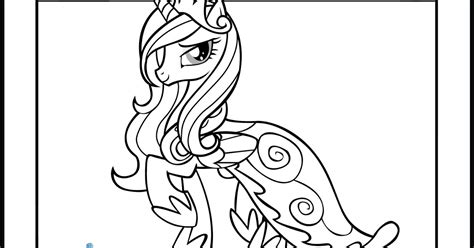 Princess Cadence Coloring Pages Minister Coloring Pictures Of Princess Cadence Printable