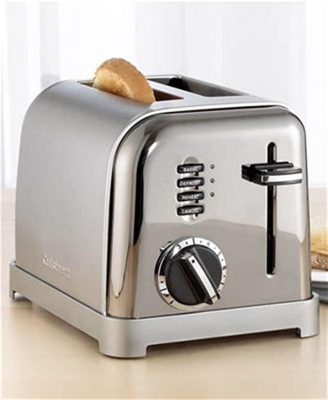 Black Chrome Toaster Cuisinart Cpt 160bch Toaster 2 Slice Black Chrome