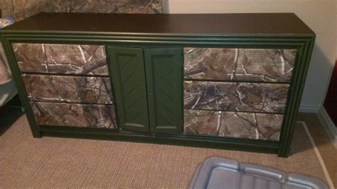 Camo Dressers by Camo Dresser Real Tree Camouflage Room