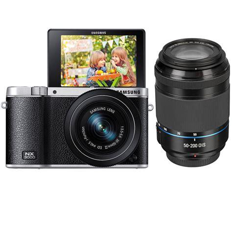 Samsung Mirrorless Nx3000 samsung nx3000 mirrorless digital ev nx3000beius kit b h