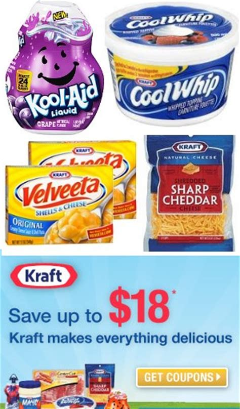 cool cuts coupon 2013 new kraft coupons cool whip planters many more
