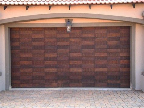Overhead Doors For Sale Wooden Garage Doors Pretoria Installations Repairs Maintenance