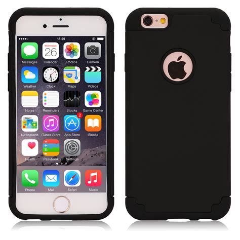 Casing Silicone Iphone 7 7plus 360 Armor Wrap heavy duty armor hybrid shockproof silicone cover for iphone 7 6s plus 5 se ebay