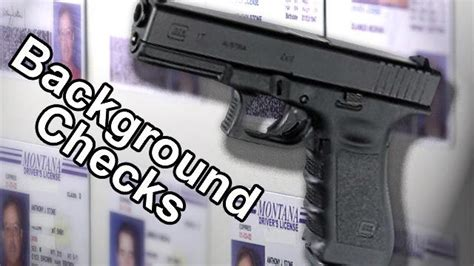 Background Check Gun Background Check History Education News