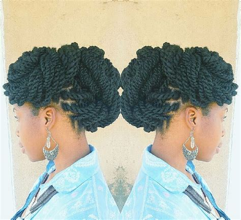 havana twist for my wedding twists updo braids pinterest posts twists and updo