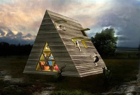 cute small house designs  gable roofs  triangular  frames