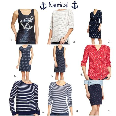 Trends Nautical by Nautical Trend For Summer 2014 The 1 Tank