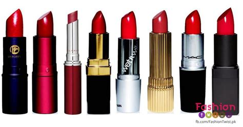 the right shade of red different types looks of red lipstick shades colors