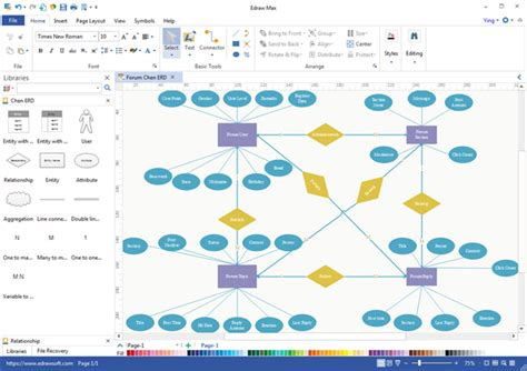 entity relationship diagram visio 2010 what are some applications to draw entity