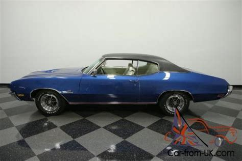 1970 Buick Gs 455 Specs by 1970 Buick Gran Sport Gs 455 Stage 1
