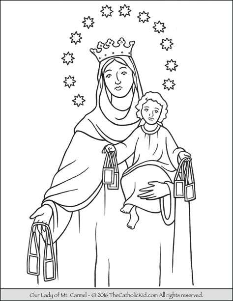 coloring pages of saint rose of lima st rose of lima coloring page coloring pages ideas reviews